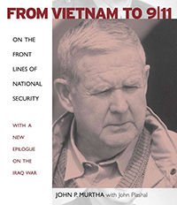 Cover of John Murtha's book published in 2003.